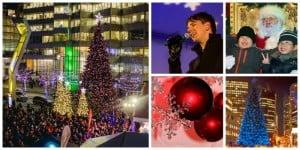 2015 Vancouver Christmast Tree lighting Jack Poole Event