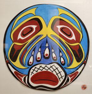 Indigenous Art with Christine Mackenzie a Kwakiutl first nation artist and facilitator