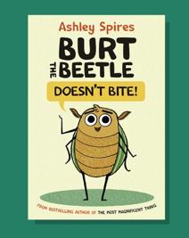 Burt the Beetle Cover